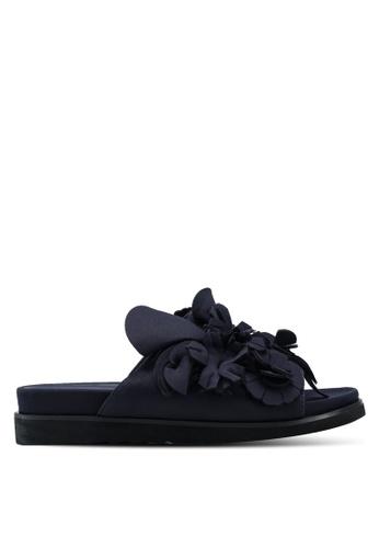 Call It Spring navy Gwelaria Sandals 363B5SH6DD890CGS_1