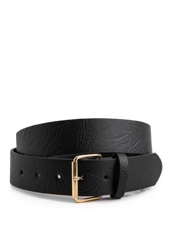 KOTON black Casual Belt 07298AC05DF79AGS_1