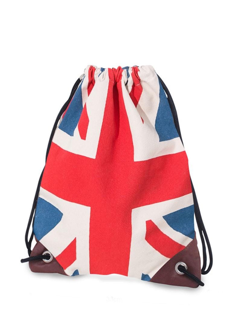 UK Weekender Drawstring Backpack
