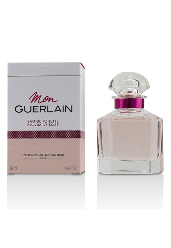 Guerlain GUERLAIN - Mon Guerlain Bloom Of Rose Eau De Toilette Spray 50ml/1.6oz 89564BE80006A3GS_1