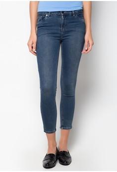 Basic Five Pocket Jeans