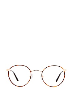 99acb117bd Carin brown and orange and multi and gold Jude C3 Glasses 484C3GL4B2757CGS 1