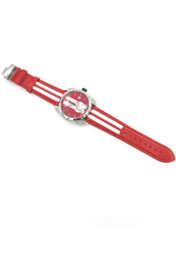 Mini red Analogue Watch MI057AC27DCYHK_1