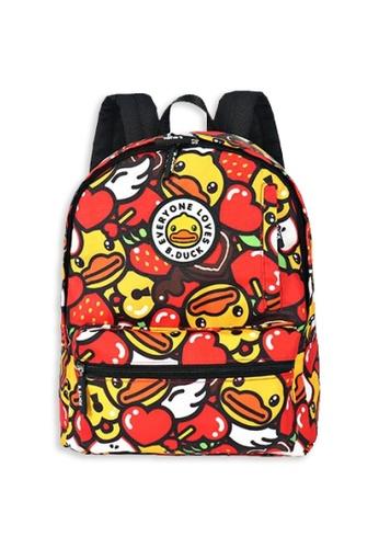 B.Duck multi B.Duck Kids Backpack FA59AKCBD7C928GS_1