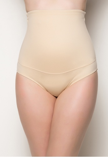 Maidenform brown Fat free Dressing Hi- waist Brief MA793US38SFDPH_1