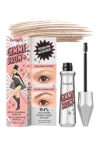 Benefit brown Gimme Brow+ Volumizing Eyebrow Gel Shade 02 9CD0DBEE5B4A11GS_1