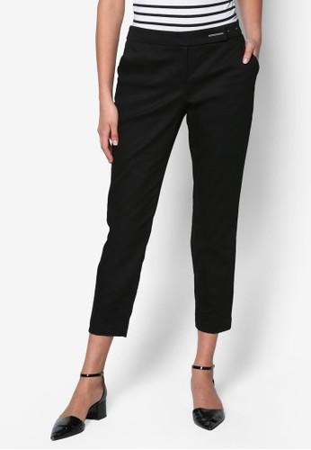 九分棉質長褲, 服飾, 長褲zalora時尚購物網的koumi koumi及內搭褲