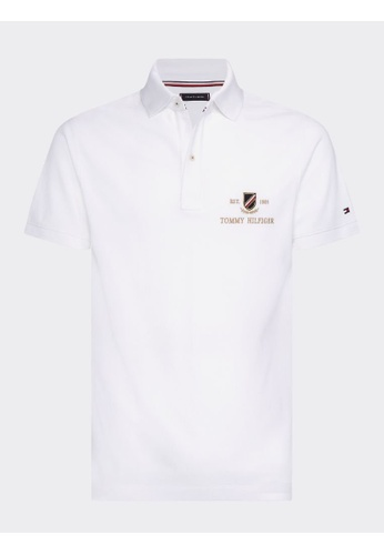 Tommy Hilfiger ICON EMBROIDERY SLIM FIT POLO F01DFAA69C1062GS_1