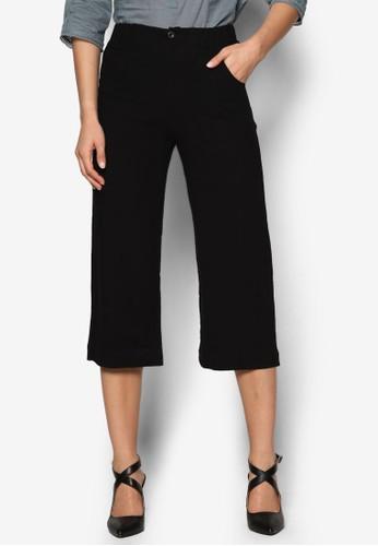 簡約直筒七分褲、 服飾、 長褲及內搭褲Geb.簡約直筒七分褲最新折價