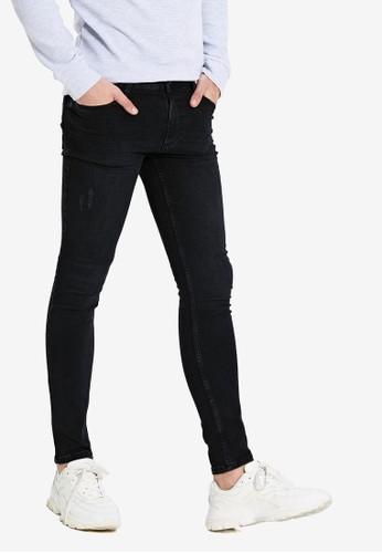 LC Waikiki black 770 Super Skinny Fit Jeans E9882AA88E6A4AGS_1