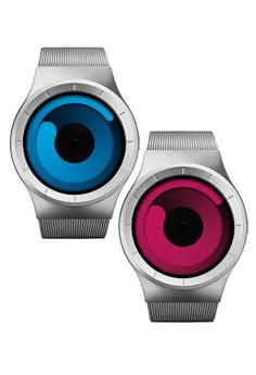 Bundle Mercury Watches - Chrome Magenta And Chrome Ocean