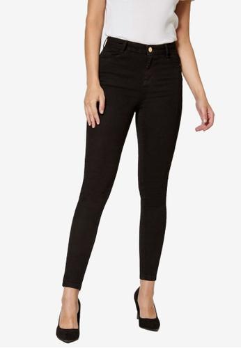 Dorothy Perkins black Black Shaping Jeans FC27FAA0467BC9GS_1