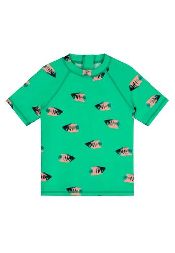 Shiwi green Moonfish Rash Tee FCFDFKA85DBF0FGS_1