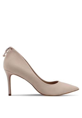ALDO 米褐色 Kassii Heeled Shoes 06E09SH622940CGS_1