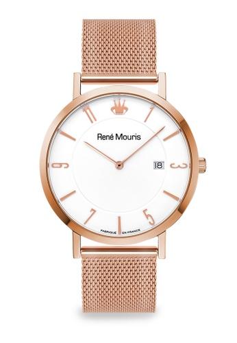 René Mouris gold L'Emporter - 41mm Classic Quartz Watch 32AF9ACE774767GS_1
