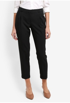 Womens Poly Peg Trousers Dorothy Perkins Discount Store Fashionable Cheap Price Low Shipping Cheap Price Sale Wide Range Of KJzyTfINpV