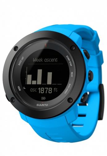 SUUNTO blue Suunto Ambit3 Vertical Blue (HR) SS021968000 The Multisport GPS Watch SU835AC18XTTMY_1