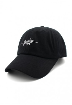 b2c0e7bdf63 Psst... we have already received your request. DOSSCAPS. FLIPPER Thug Line Baseball  Cap (Black)