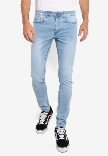 Cotton On blue Super Skinny Jean 33187AA708B64FGS_1
