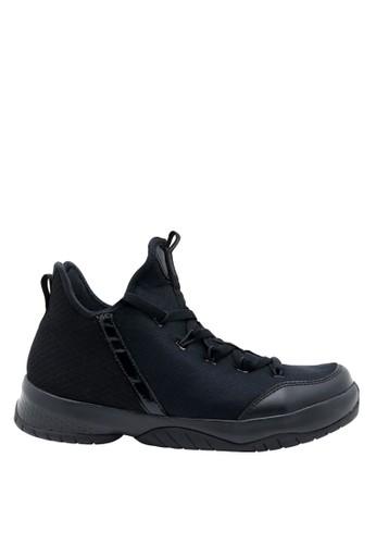 Precise black Precise Redley Sepatu Pria - Hitam 0CB7DSHC48E64BGS_1