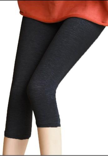 Chelyne black Chelyne Legging Hamil 7/8 Middle-waist J137 Maternity Legging B82ACAA5AD2DABGS_1