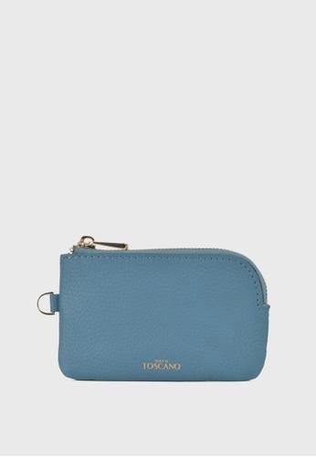 Tocco Toscano blue Aimee Coin Pouch (Blue) 08172AC56A7A92GS_1