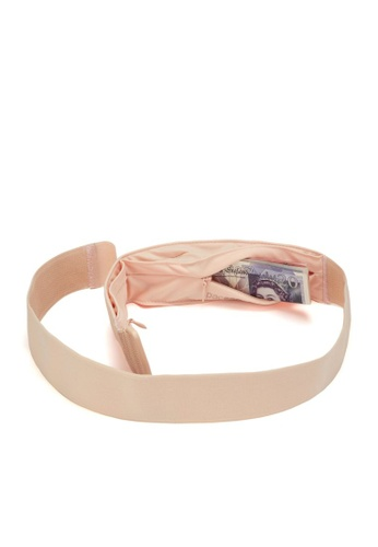 Pacsafe pink Pacsafe Coversafe Secret Waist Band (Orchid Pink) 7FCC7AC528F66EGS_1