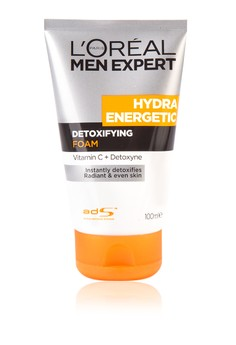 Men Expert Hydra Energetic Detoxifying Foam 100ML