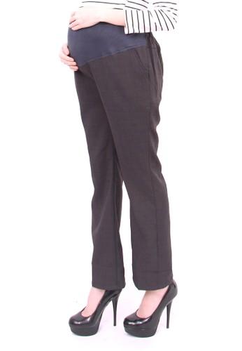 Eve Maternity grey Standard Office Maternity Pants 20DEFAAE18F299GS_1