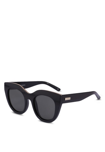 Le Specs black Air Heart 1602175 Sunglasses 50C73GLA23C0E6GS_1