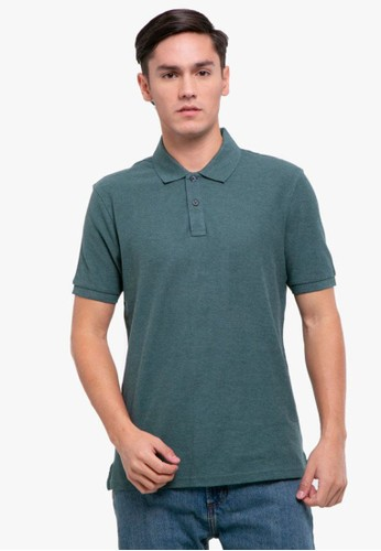 MARKS & SPENCER multi Pure Cotton Polo Shirt A45A1AA137F6D1GS_1