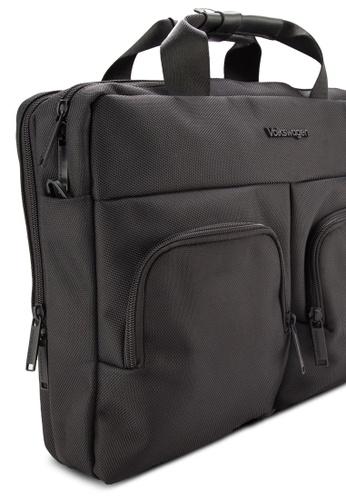 Volkswagen black Volkswagen Laptop Bag VO089AC82EKJMY_1