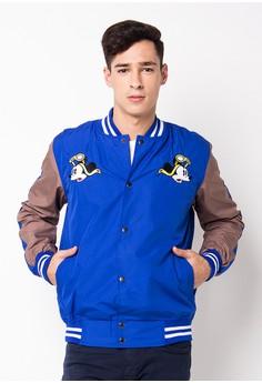 harga Endorse Jacket I Sukajan Mickey Blue END-PG018 Zalora.co.id
