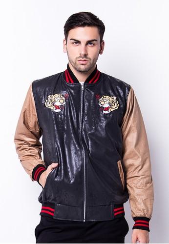 Endorse black Endorse Jacket I Sukajan Tiger Ltr D Grey END-PG020  B004AAA318425EGS 1 33e2895a22