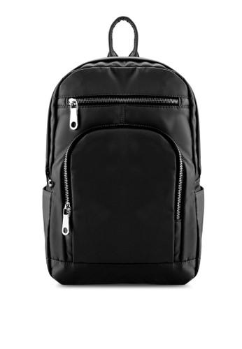 NUVEAU Lightweight Faszalora開箱hion Nylon Backpack, 包, 包