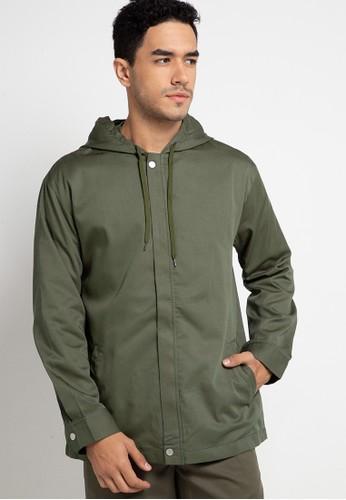 Jual Tolliver Men Basic Parka Jacket Original | ZALORA