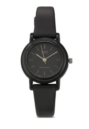 LQ-esprit retail139AMV-1ELDF 女性樹脂刻度圓錶, 錶類, 飾品配件
