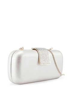 8d88df62c1 54% OFF Forever New Dannie Box Clutch S$ 69.99 NOW S$ 31.90 Sizes One Size
