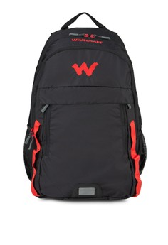 Viri Black Backpack