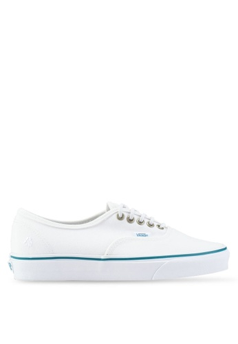 VANS white Authentic P.E.T. Sneakers 9E535SHCCA5FF6GS_1