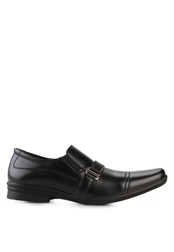 Dr. Kevin black Business & Dress Shoes Leather 13202 DR982SH28YIHID_1