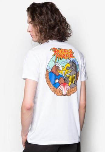 東西決鬥設計TEE, 服飾esprit 價位, 印圖T恤