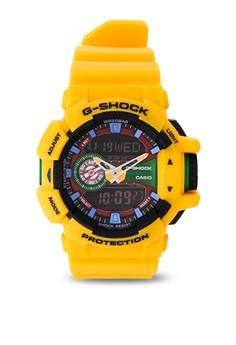 G-SHOCK_GA-400-9A Watch