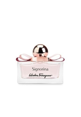 Salvatore Ferragamo Signorina EDP 50ml EEE18BEDBAE615GS_1