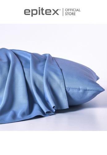 Epitex blue Epitex Individual Pillow - Pillow Case - Pillow Protector (Dawn Blue) F1463HLF44FF3FGS_1