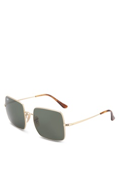 8587485a93d5d Ray-Ban gold Icons RB1971 Sunglasses 627F3GL1220182GS 1