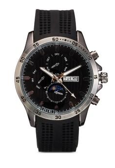 潛水員橡膠錶帶手錶