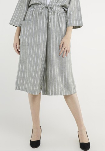 Point One green Magda Fern Pants C672AAABBCF970GS_1