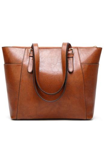 Lara brown Women Synthetic Shoulder Bag 2EFDEACC9A490BGS_1