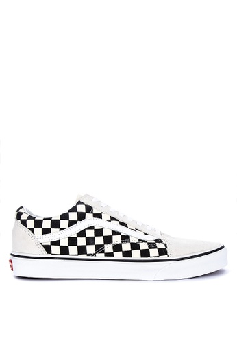 Checkerboard Old Skool Sneakers